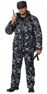 Зимние костюмы для охраны