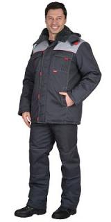 Зимние куртки, брюки, полукомбинезоны