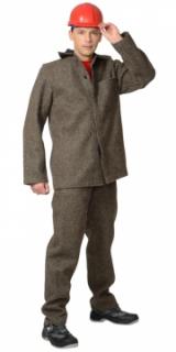 Защитная одежда от кислот и щелочей