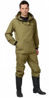 Защитная одежда от биологических факторов