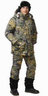 Зимняя одежда: охота, рыбалка, туризм