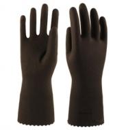 Перчатки КЩС-2 L-U-032 (латекс, без внутреннего покрытия, толщ.0,40мм, дл.300мм) р.S,M,L,XL Manipula