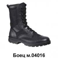 Ботинки  облегченные М.04016 «БОЕЦ» уставные