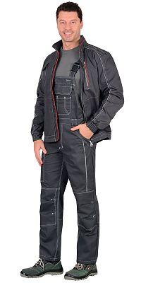 "Костюм ""Алекс"" с брюками  тк.Rodos пл.245г/м2"