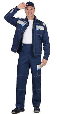 """Костюм """"Балтика"""": куртка кор., брюки"""