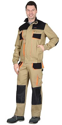 "Костюм""Эвертон"" с брюками кор.куртка"