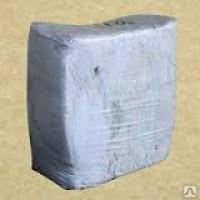 Ветошь белая лоскут 40*60 см цена за 1кг