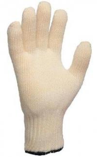 Перчатки номекс/кевлар с подкладкой из хлопка (85% номекс, 15% кевлар, длина 27см)