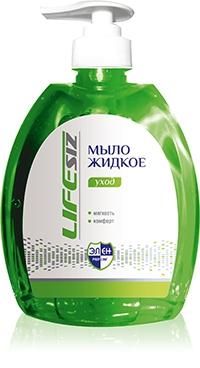 Жидкое мыло «Элен» (Уход) 520 мл. с дозатором