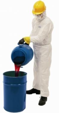 Комбинезон А40 Kleenguard воздухопроницаемый для защиты от брызг и твердых веществ