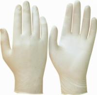 """Перчатки """"ТонЛат"""" (латекс, пудра, бесцв.,толщ.0,12мм,дл.245мм.) р.S,M,L"""