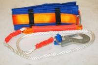 Удерживающая система УС-1аВ с амортизатором (канат)
