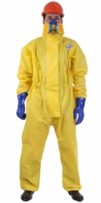 Комбинезон А71 Kleenguard для защиты от химикатов и струй жидкостей