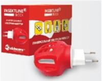 ИНСЕКТЛАЙН БЛОК -электрический нагреватель (поворачивающаяся вилка подходит для пластин и жидкости)