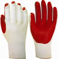 """Перчатки """"ЛамиЛат"""" (хлопок+высококачественное ламинированное латексное покрытие) р. L,XL"""