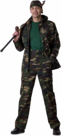 куртка СЛЕДОПЫТ (тк.Смесовая) КМФ НАТО
