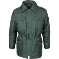 Куртка зимняя м4 зелёная
