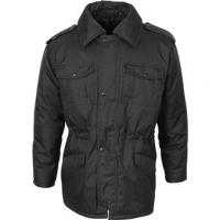 Куртка зимняя м4 чёрная