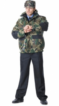 Куртка ДЕЛЬТА