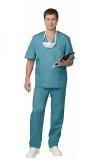 Медицинский костюм хирурга универсальный