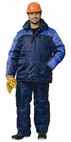 Зимний костюм БАЛТИЕЦ