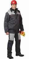 Зимний костюм СИТИ с полукомбинезоном
