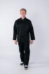Куртка повара 0297 цвет чёрный