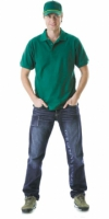 Рубашка-поло кор. рукава