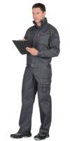 """Костюм """"САТУРН"""": куртка, брюки тёмно-серый"""