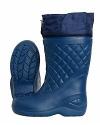 Сапоги ЭВА женские (-50С) с манжетой, цв. синий