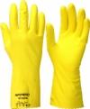 """Перчатки """"ЭКОХОУМ"""" р.S,M,L,XL (латекс, хлопковый слой, толщ.0,40мм,дл.300мм.)"""