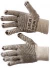 Перчатки х/б с ПВХ покрытием  7 класс, 55 гр.