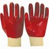 """Перчатки """"РЕДКОЛ"""" (основа джерси-100% хлопок, ПВХ покрытие красного цвета),р.L,XL"""