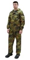 """Костюм """"ТУРИСТ"""": куртка, брюки (тк. """"Оксфорд"""") КМФ """"Пиксель"""" зеленый"""