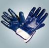 Перчатки х/б с полным нитриловыем покрытием