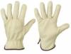 """Перчатки кожаные """"CRESTON"""" (отборная лицевая кожа) р.10, Feldtman Германия"""
