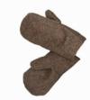 Рукавицы суконные (760 г/кв.м.) с двойным наладонником размер № 3