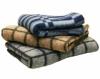 Одеяло п/ш  85%шерсти(140х205) клетка пл.450гр/м2