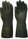 """Перчатки """"ХЕВИ ВЕЙТ""""  (латекс, полихлоропрен, хлопковый слой, толщ.0,67мм,дл.320мм.)"""