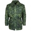 Куртка зимняя м4 камуфлированная флора