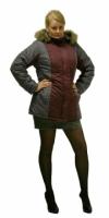 Куртка КАРЕЛИЯ зимняя длинная