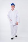 Куртка мужская 0171 белая